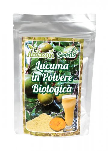 Lucuma in Polvere Biologica