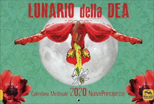 Lunario della Dea - Calendario Mestruale 2020