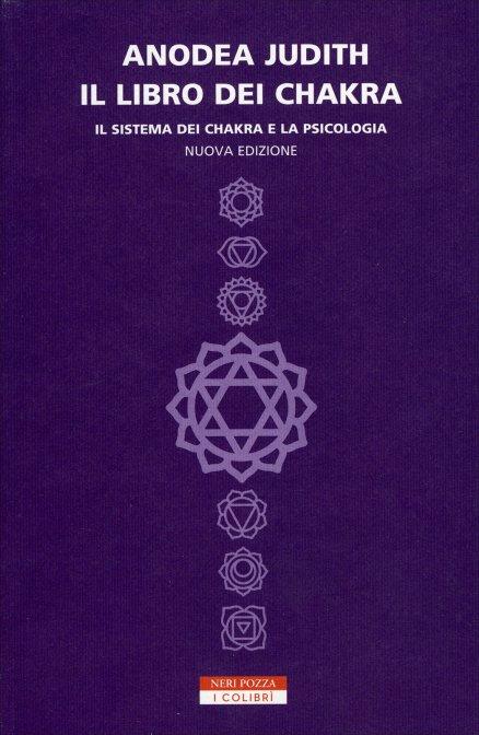 Il libro dei chakra di Anodea Judith