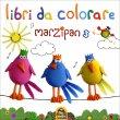 Libri da Colorare - Marzipan 3