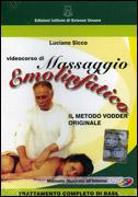 VIDEOCORSO DI MASSAGGIO EMOLINFATICO Il metodo Vodder originale di Luciano Sicco