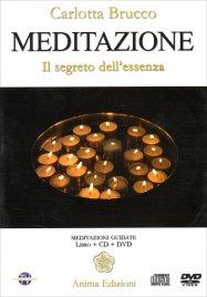 MEDITAZIONE - IL SEGRETO DELL'ESSENZA (DVD) di Carlotta Brucco