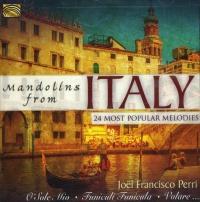 Mandolins from Italy