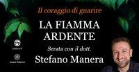 """Serata """"La fiamma ardente"""" con Stefano Manera – Giovedì 16 settembre 2021"""