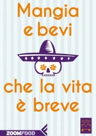 Mangia e Bevi che la Vita é Breve (eBook)
