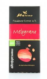 Cioccolato Fondente Extra 60% al Melograno