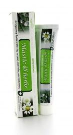 Mastic & Herbs - Dentifricio Mastice e  Camomilla