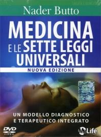 Medicina e le Sette Leggi Universali - Videocorso in DVD