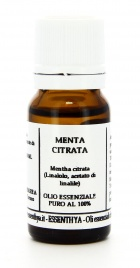 Menta Citrata - Olio Essenziale Puro