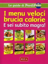 I Menu Veloci Brucia Calorie