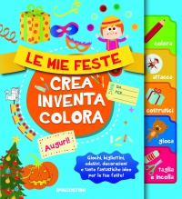 Le Mie Feste - Crea, Inventa, Colora