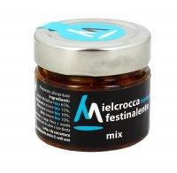 Mielcrocca Festinalmente - Miele Millefiori Bio e Mix di Frutta Secca