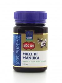 Miele di Manuka MGO 400+ Confezione 500 g.