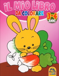 Il Mio Libro da Colorare 3-4 Anni