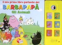 Il Mio Primo Libro Parlante dei Barbapapà gli Animali