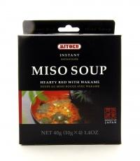 Miso Soup - Zuppa di Miso Istantanea alle Alghe