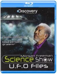 Morgan Freeman U.F.O. Files - Blu-Ray Disc