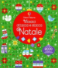 Natale - Mosaici Attacca e Stacca