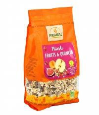 Muesli Frutta e Quinoa Bio