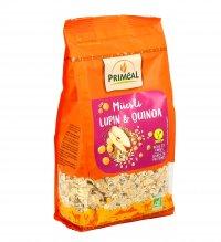 Muesli Lupino e Quinoa Bio