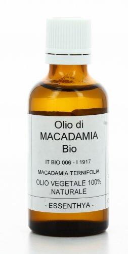 Macadamia Bio - Olio Base Vegetale Puro