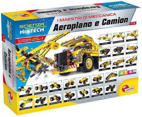 Scienza Hi Tech - Elicottero e Macchina