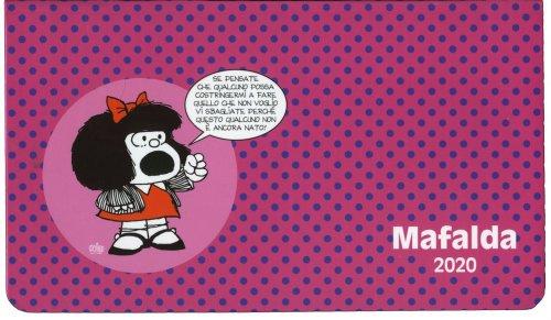 Mafalda - Agenda Orizzontale 2019