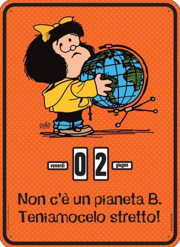 Mafalda Troooppo Sexy! - Calendario Perpetuo da Muro