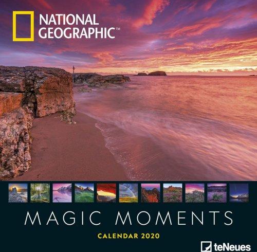 Calendario Magic Moments - National Geographic 2020