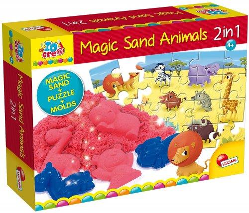 Magic Sand Animals
