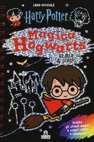 Magica Hogwarts - Gratta & Scopri