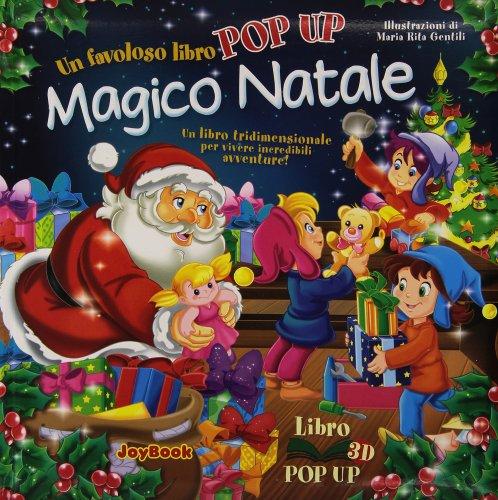 Un Favoloso Libro Pop Up Magico Natale