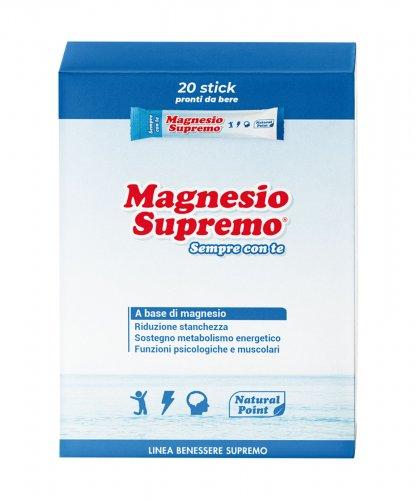 Magnesio Supremo® - Sempre con Te