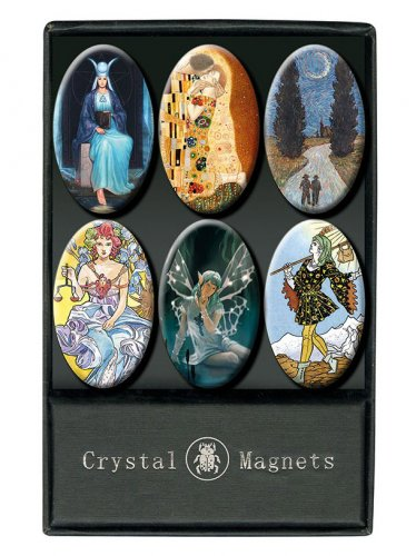 Magneti Classic - Crystal Magnets Classic