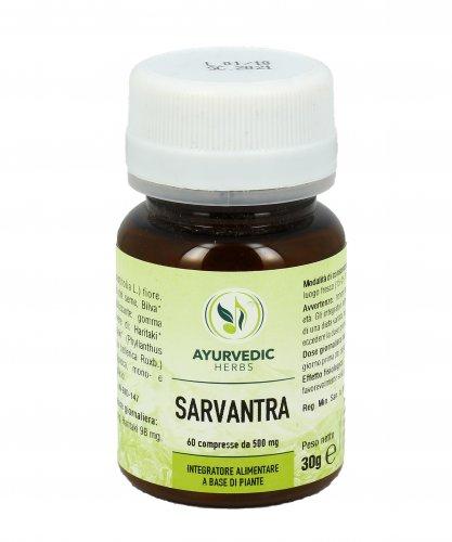 Integratore Naturale Ayurvedico - Sarvantra