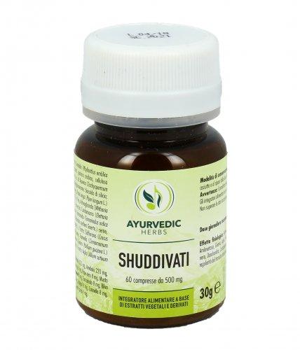 Integratore Alimentare Ayurvedico - Shuddivati
