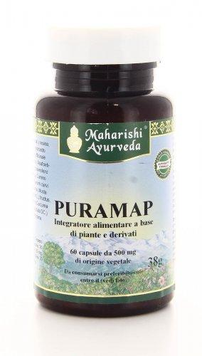 Integratore Naturale Ayurvedico - Puramap