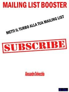 Mailing List Booster (eBook)