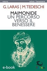 Maimonide, un Percorso Verso il Benessere (eBook)