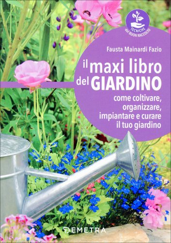 Maxi Libro del Giardino