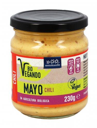 Maionese Vegan al Chili - Bio Vegando