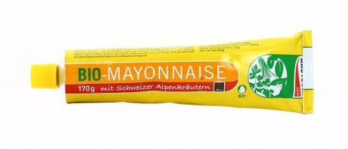 Maionese Bio con Erbe delle Alpi Svizzere