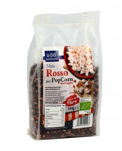Mais Rosso per Pop Corn