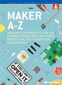 Makers A-Z (eBook)