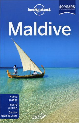 Lonely Planet - Maldive
