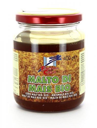Malto di Mais Bio - 400 g