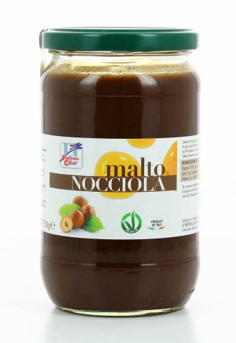Malto Nocciola Vegan