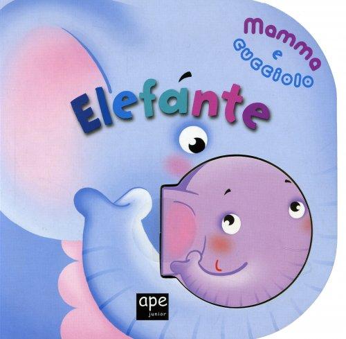 Mamma e Cucciolo: Elefante