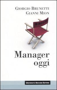 Manager Oggi