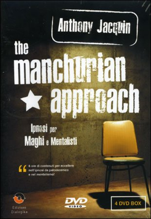The Manchurian Approach - Cofanetto 4 DVD